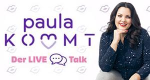 Paula kommt - Der LIVE Talk