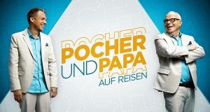 Pocher & Papa auf Reisen
