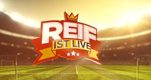 Reif ist live. Der Fußball-Talk