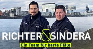 Richter & Sindera - Ein Team für harte Fälle