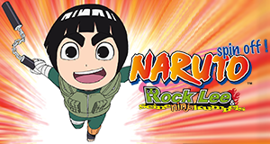 Rock Lee & seine Ninja Kumpels