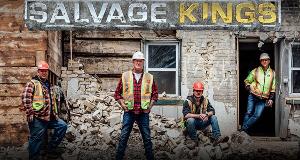 Salvage Kings - Demolieren und kassieren