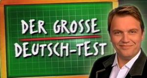 Der große Deutsch-Test