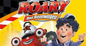 Roary, der Rennwagen
