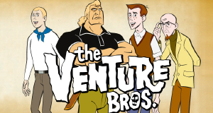 Venture Bros Deutsch Stream