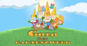 Golo, der Gartenzwerg