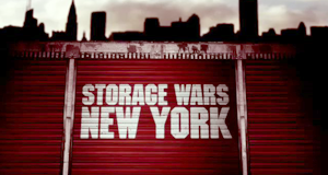 Storage Wars - Geschäfte in New York