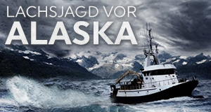 Lachsjagd vor Alaska
