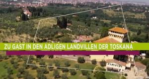 Zu Gast in den adligen Landvillen der Toskana