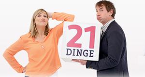 21 Dinge