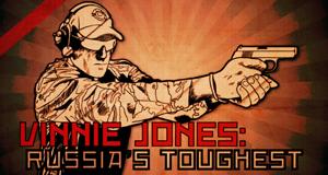 Vinnie Jones - Russlands härteste Jobs