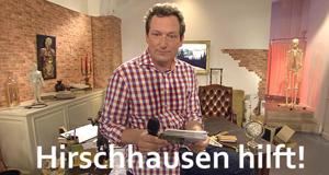 Hirschhausen hilft!