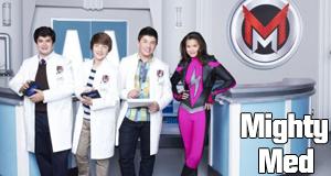 Mighty Med - Wir heilen Helden