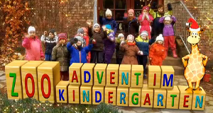 Advent im Zoo-Kindergarten