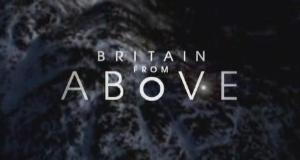 Großbritannien von oben