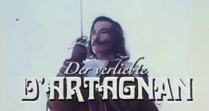 Der verliebte D'Artagnan