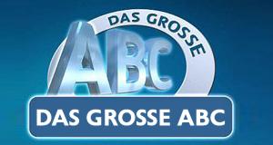 Das große ABC