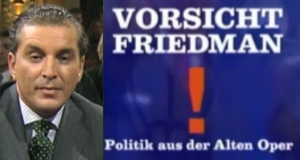 Vorsicht! Friedman