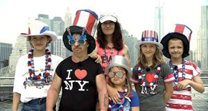 Go West! - Familie Liebisch erobert Amerika