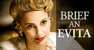 Brief an Evita