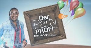 Der Party-Profi Nelson Müller