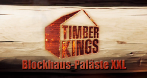 Timber Kings - Blockhaus-Paläste XXL