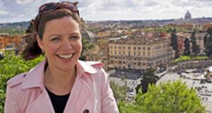 Catherine's Genuss auf Italienisch