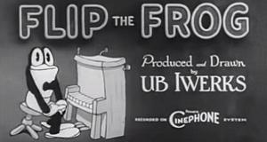 Flip der Frosch