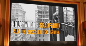 Hollywoods Spaßfabrik