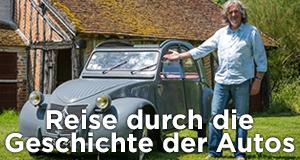 Reise durch die Geschichte der Autos
