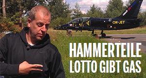 Hammerteile - Lotto gibt Gas