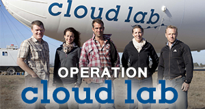 Operation Cloud Lab - Das Labor über den Wolken