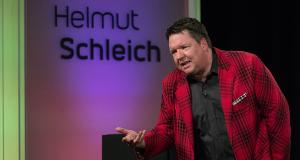 Helmut Schleich live auf der Bühne!
