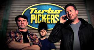Turbo Pickers - Retter der Rostlauben