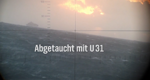 Abgetaucht mit U-31...