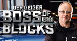 Der Geiger - Boss Of Big Blocks