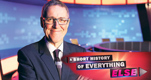 A Short History of Everything Else