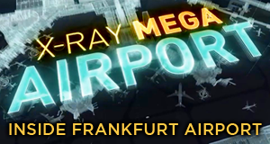 Inside Frankfurt Airport