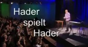 Josef Hader: Hader spielt Hader