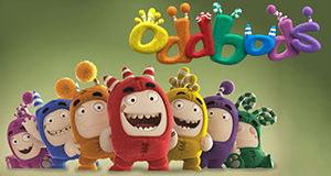 Oddbods Cartoon
