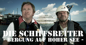 Die Schiffsretter - Bergung auf hoher See