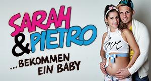Sarah & Pietro ... bekommen ein Baby