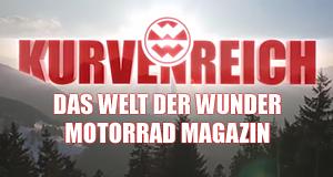 Kurvenreich - Das Motorrad-Magazin
