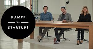 Kampf der Start-ups!
