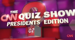The CNN Quiz Show