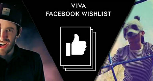 Facebook Wishlist