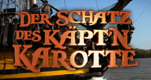 Sesamstraße präsentiert: Der Schatz des Käpt'n Karotte