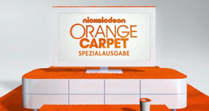 Nickelodeon Orange Carpet Spezialausgabe