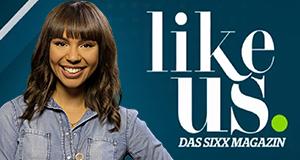 Like us. Das sixx Magazin