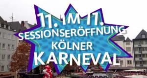 Sessionseröffnung Kölner Karneval